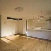 中古住宅+リノベーション施行事例 北広島市H様邸