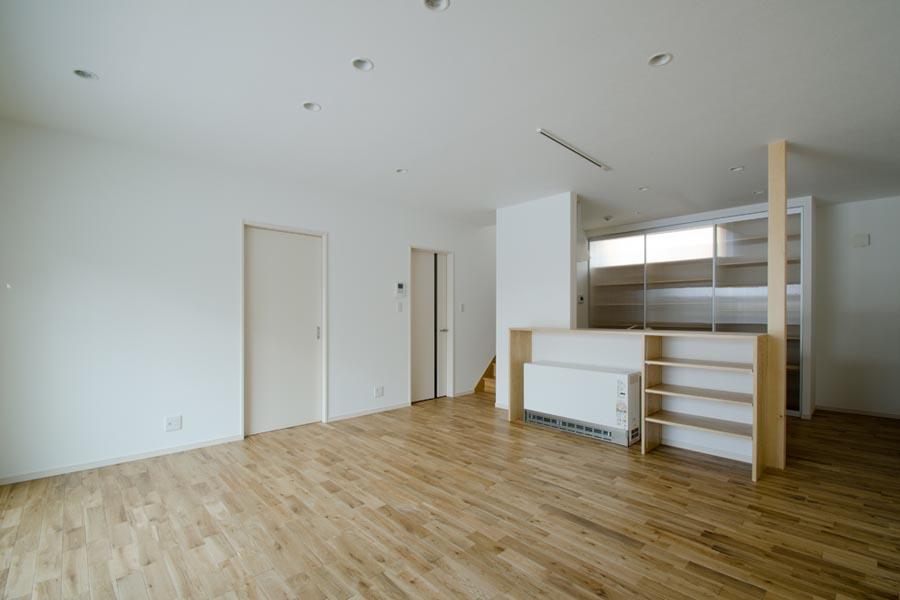 中古住宅+リノベーション事例 札幌市北区N様邸