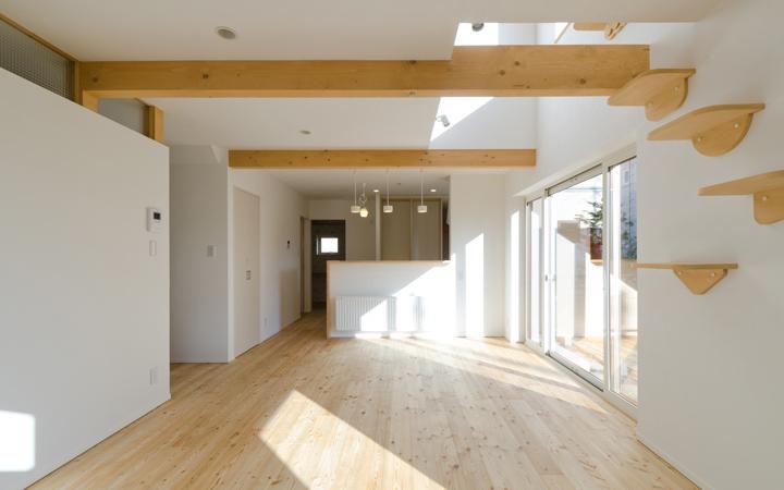 中古住宅+リノベーション事例 札幌市北区Y様邸