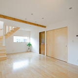 札幌市豊平区西尾邸の中古住宅+リノベーション