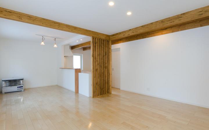 中古住宅+リノベーション事例 札幌市豊平区M様邸