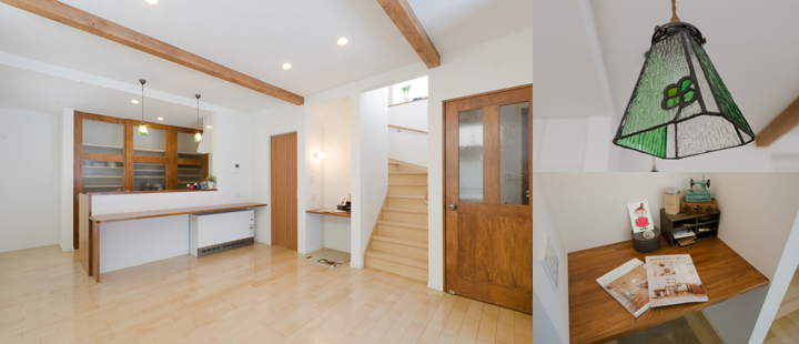 中古住宅+リノベーション事例 札幌市清田区K様邸