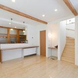 札幌市清田区K様邸の中古住宅+リノベーション