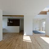 札幌市手稲区下川様邸の中古住宅+リノベーション