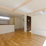 札幌市清田区平岡様邸の中古住宅+リノベーション