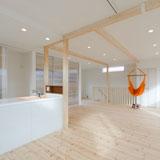 札幌市白石区石田様邸の中古住宅+リノベーション