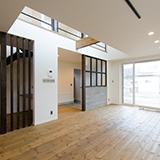 STEELの中古住宅+リノベーション