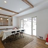 Loft+の中古住宅+リノベーション