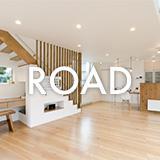 ROADの土地+注文住宅