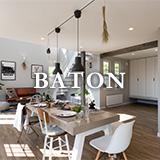 BATONの中古住宅+リノベーション