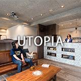 UTOPIAの中古住宅+リノベーション