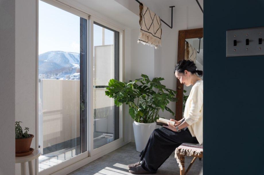 札幌市 中古マンション+リノベーション事例写真 その05 Tesoro