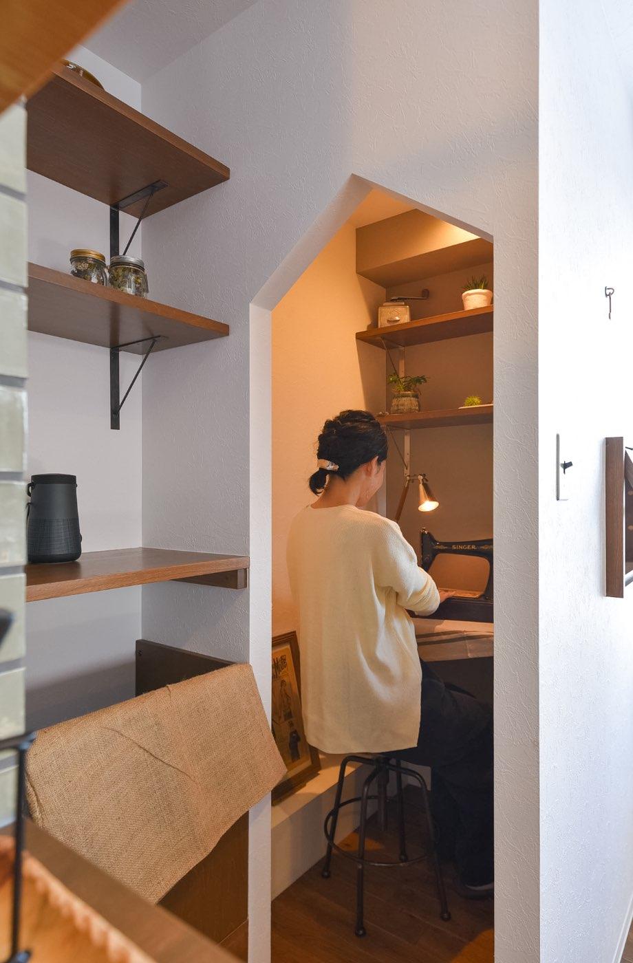 札幌市 中古マンション+リノベーション事例写真 その11 Tesoro