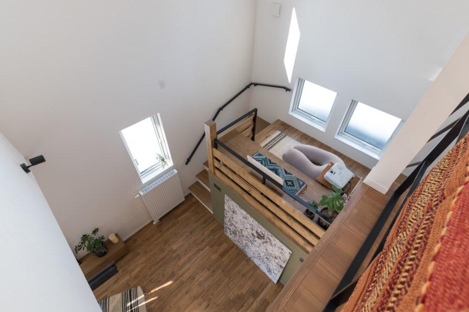 札幌市 土地+注文住宅事例写真 その11 のりしろ