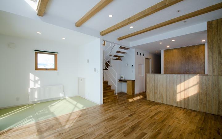 新築注文住宅事例 札幌市北区S様邸