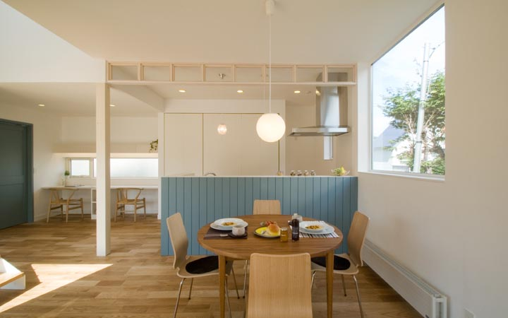 新築注文住宅事例 モデルハウス